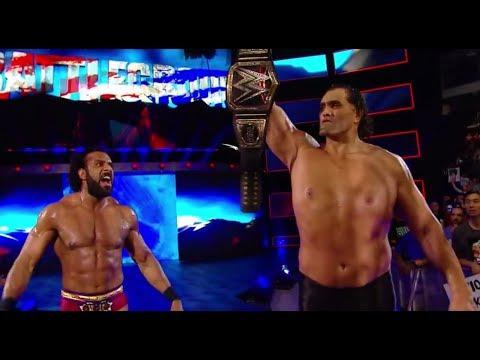 WWE Battleground 2017 - WHAT JUST HAPPENED?!