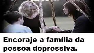 Como podemos ajudar os deprimidos?