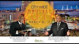 bmu san antonio 2016 city wide revival monday night