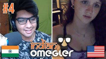 INDIAN TROLLING THEM HARDDD! (Ep - 4) | Indian Omegler