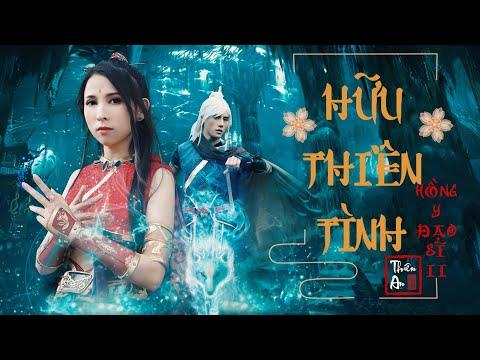 HỮU THIÊN TÌNH (HỒNG Y ĐẠO SĨ Phần 2) | Destined Love - Red Taoist Master 2 | Thiên An ft. Quốc Hùng