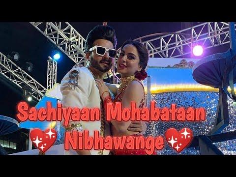 ❤Sachiyaan❤ Mohabataan ❤Nibhawange❤   Full Song VM   Karan❤Preeta   💖💖💖💖💖💖💖💖💖💖💖💖💖💖💖💖