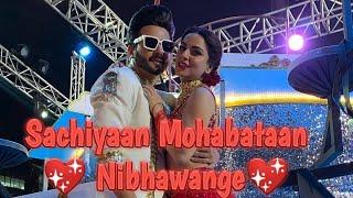 ❤Sachiyaan❤ Mohabataan ❤Nibhawange❤ ||Full Song VM ||Karan❤Preeta|| 💖💖💖💖💖💖💖💖💖💖💖💖💖💖💖💖