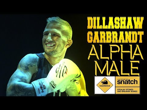 TJ Dillashaw vs Alpha Male - Snatch The Crown