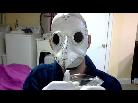ASMR Plague Doctor: What are your favorite triggers?