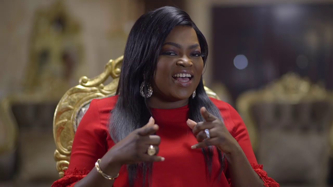 """Download Funke Akindele Bello Steps Out For """"YOUR EXCELLENCY"""" Movie Premiere"""