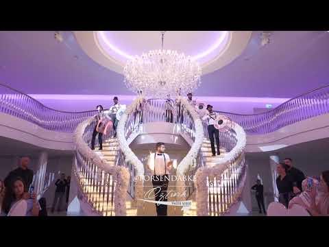 Dreamwedding With Great Entrance of Lebanese Zaffe Forsen Dabke