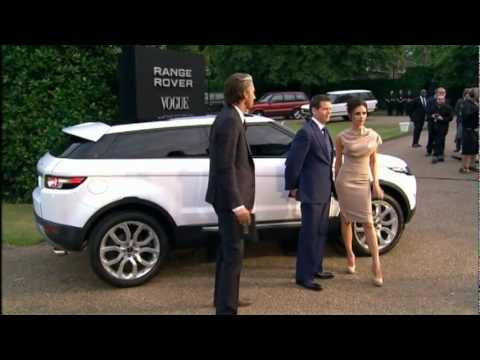 Range Rover Evoque 2012 Presentation
