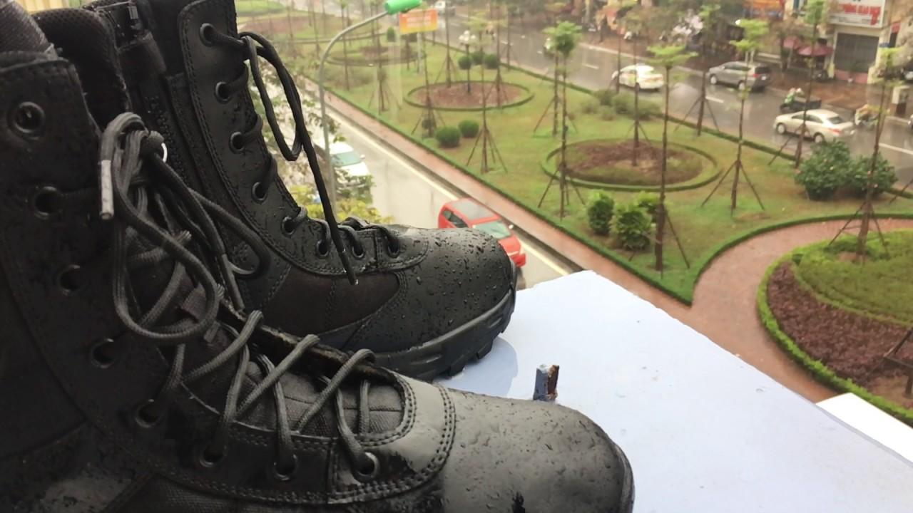 Lạc Trôi giữa lòng Hà Nội với giày Tactical tại Umove