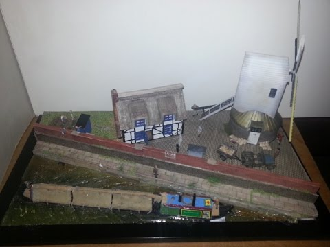 Out Of Your Comfort Zone Group Build - Mill On The Canal