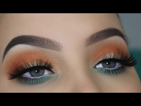 Easy Summer Eye Makeup Tutorial