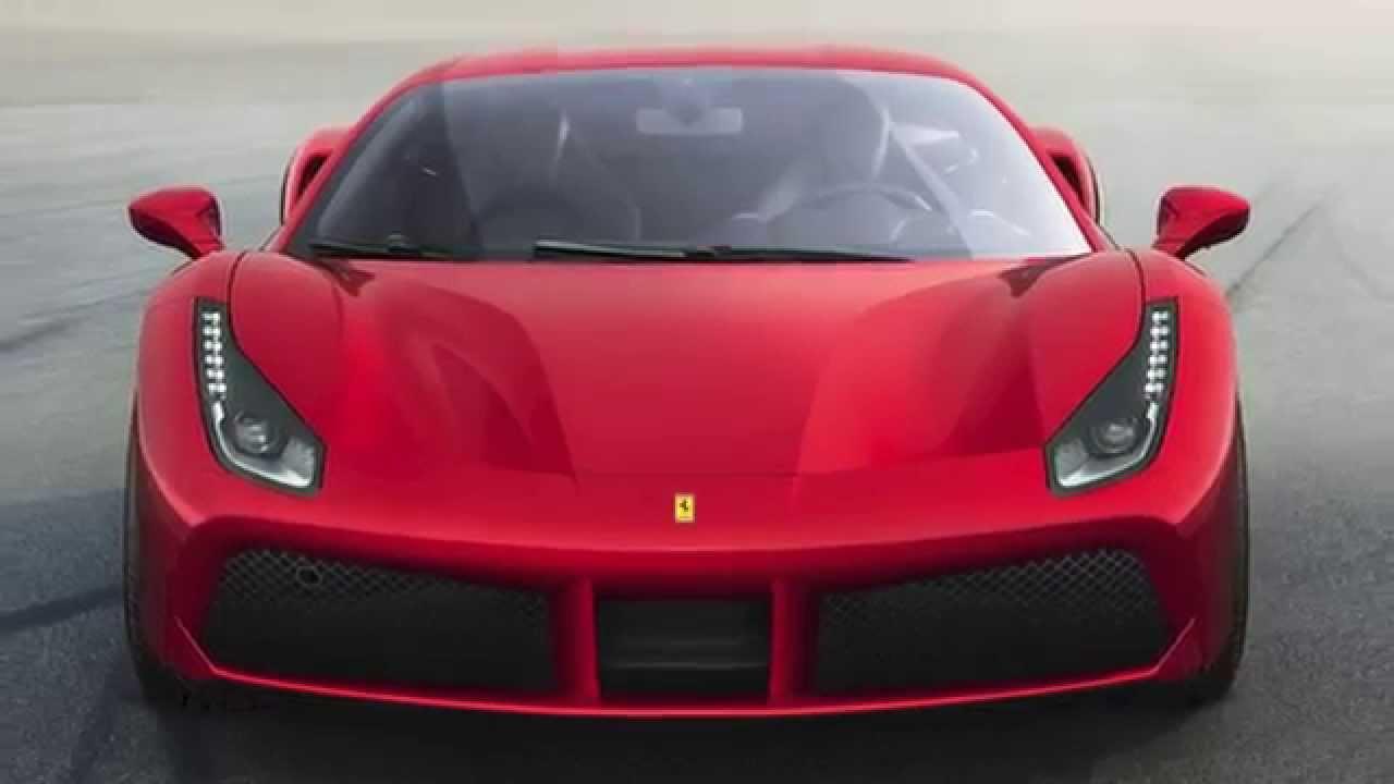 Ferrari 488 Gtb La Nuova V8 Del Cavallino Rampante A