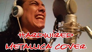 Hardwired - Metallica COVER