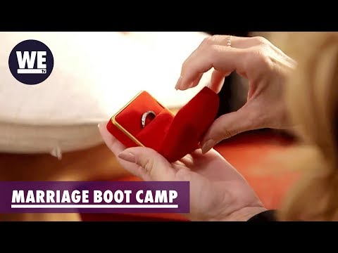 Amina's Decision | Marriage Boot Camp: Reality Stars | WE tv