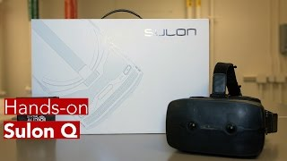 Sulon Q Hands-on!