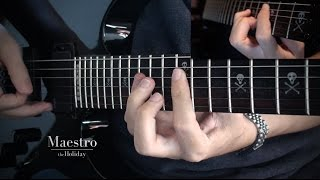 The Holiday - Maestro (Guitar Variation)