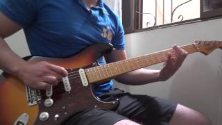 TARZAN BOY - BALTIMORA - Versão Instrumental (Guitarra) - by Geilison Pavan