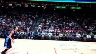 NBA 2K 13 Gara Schiacciate#1