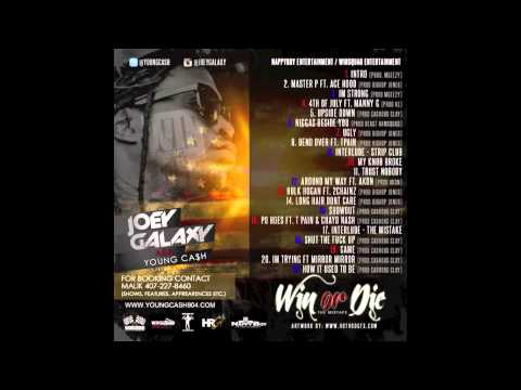 Young Cash aka Joey Galaxy - Upsidedown [prod by Cashous Clay]