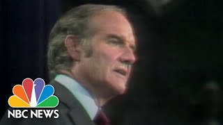 Now And Then: Comparing Sanders' 2020 Run To McGovern's 1972 Campaign | NBC News