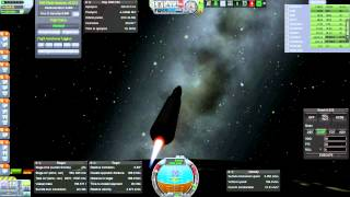 Kerbal Space Program (0.23.5) - Realism Overhaul 048 - First Jupiter Mission