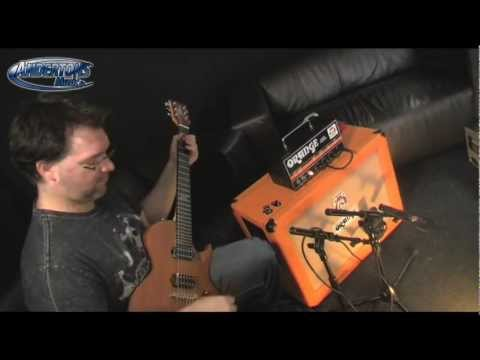Orange Amps Dark Terror - Full Volume Demo