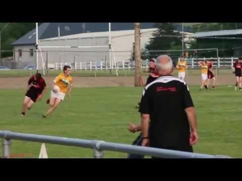Mayo Minor League 3 Final 2013 Ardnaree v Swinford