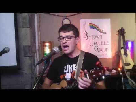 "BUG! ""Trouble"" (Cat Stevens) Ukulele Cover by Chris"