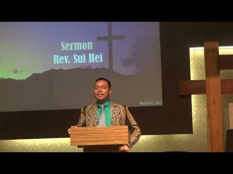 Rev. Sui Hei(Thluarau Mei Alh Sawm Hna Uhsih.