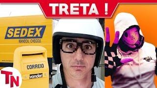 Homem envia COCÔ para Kéfera, Rodrigo Piologo vs Contente