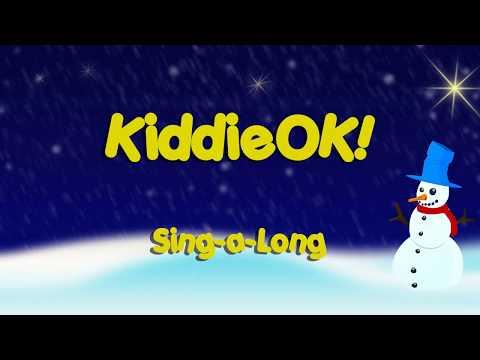 Jingle Bells I Sing A Long I Christmas Song I Holidays I Nursery Rhyme I KiddieOK