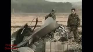 Катастрофы военных самолетов