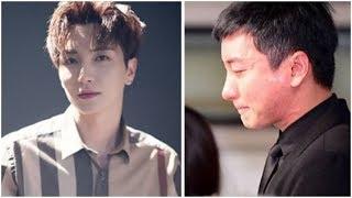 ¿Leeteuk empezó a sufrir de depresión debido a la pérdida de su padre y abuelos?