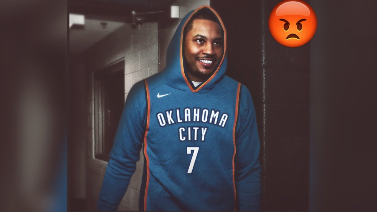 Thunder agree to deal to add Carmelo Anthony
