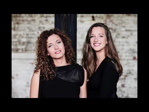 J.S. Bach BWV 1020 Allegro Verena Beatrix Schulte - Flute, Hanna Rabe - Harp