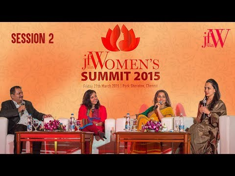 JFW Women's Summit 2015 | Session 2 | Standards of Beauty & Body Image Issues | JFW Magazine