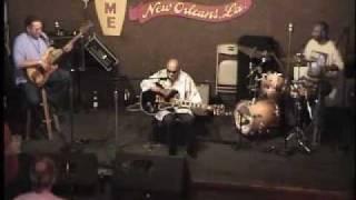 George Porter Jr. & Snooks Eaglin - Live @ Rock N Bowl
