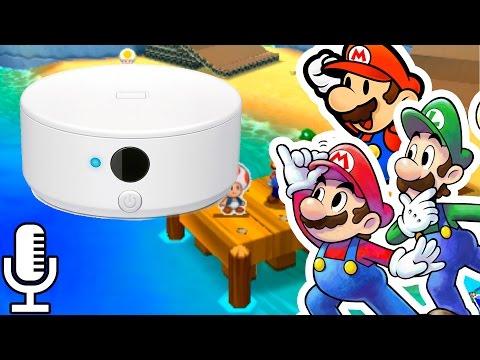 ✯ Mario & Luigi: PAPER JAM ✯ | Ep 20: ¡PROBANDO mis AMiiBOS! [FULL HD|60fps]