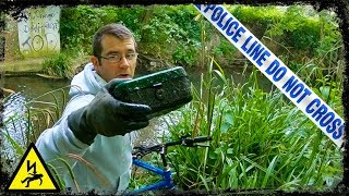 Criminal Dumping Ground FOUND! - Magnet Fishing UK