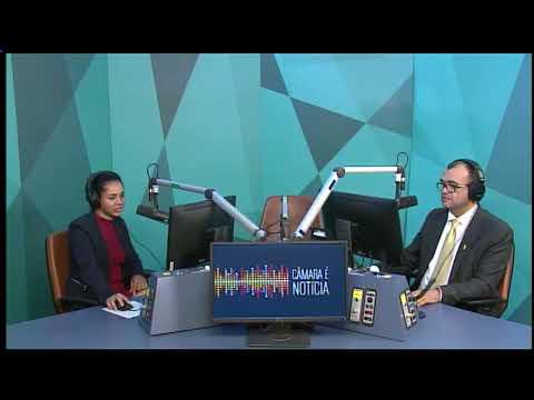 Câmara é Notícia 21h    - Maia anuncia Reforma do Estado - 17/05/2019
