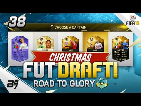 FIFA 16 | THE ULTIMATE ROAD TO GLORY! JUMBO CHRISTMAS DRAFT!! #38