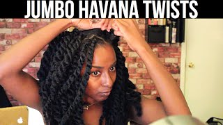 One of Ambrosia Malbrough's most viewed videos: Jumbo Havana Twists