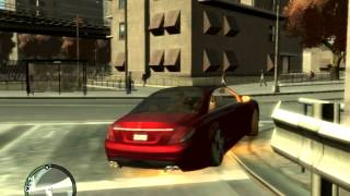 Gta 4 Mercedes Cl500