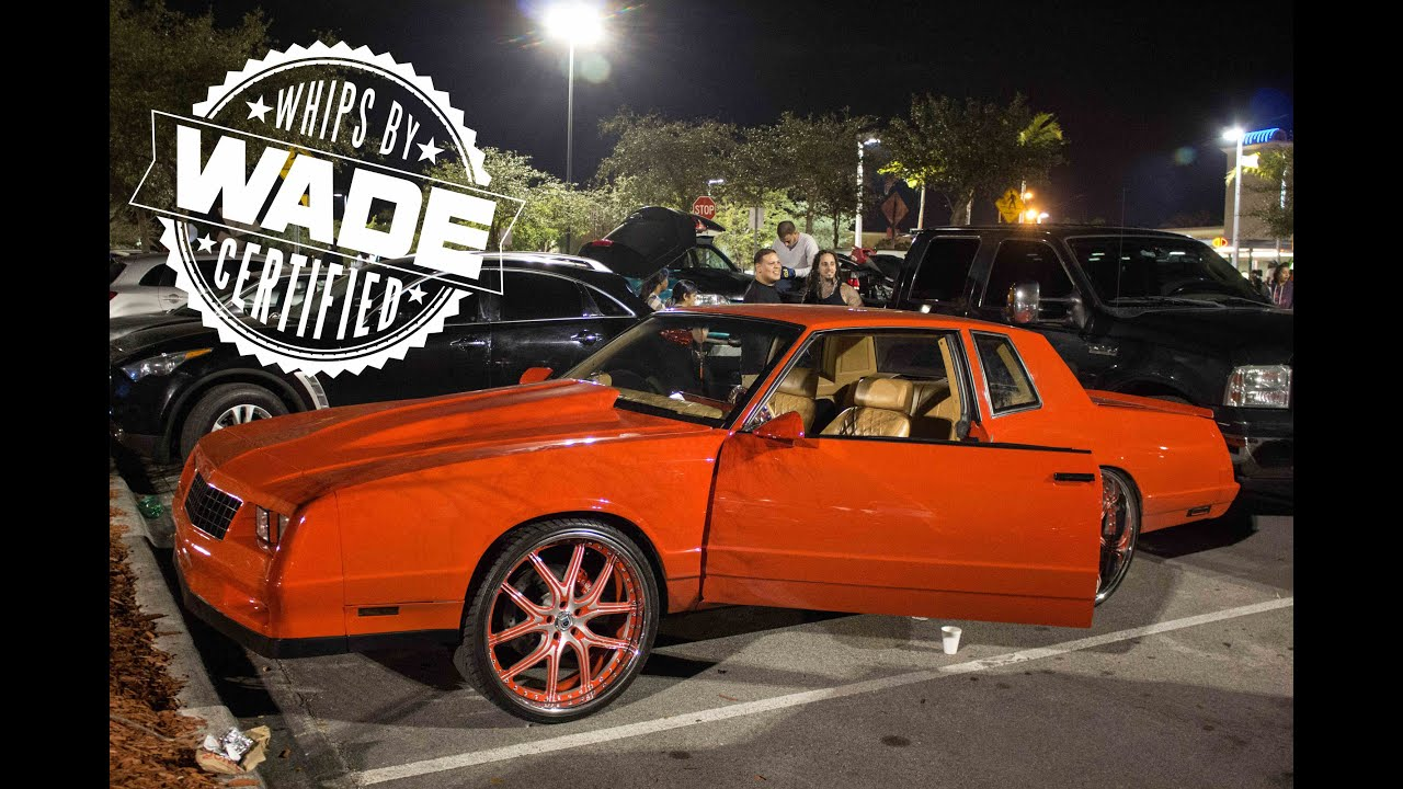 "MLK Weekend Miami : Turbo SS Monte Carlo on 24"" Asanti ..."