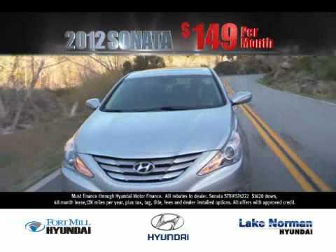 Double Discounts at Lake Norman Hyundai!