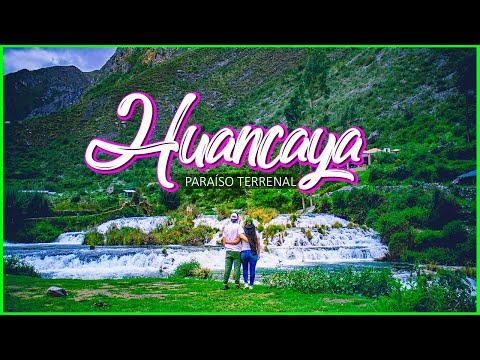 HUANCAYA   VILCA    COMO LLEGAR SIN TOURS
