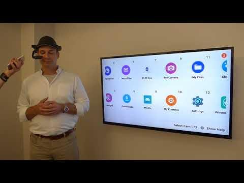 NED Talks: Demo of RealWear HMT-1 Voice-Driven Wearable