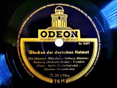 Glocken der deutschen Heimat - Odeon vom November 1953