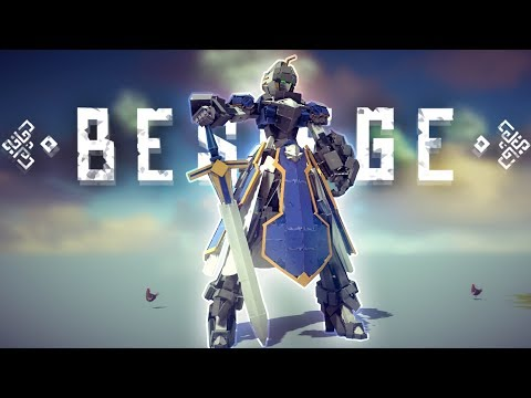 Besiege - Flying Pizza's & Amazing Mechs! - Besiege Best Creations