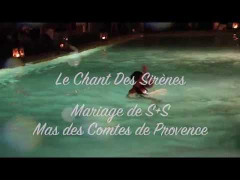 Le Chant des Sirènes - Mariage de S+S